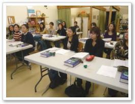 アロマフォレスト教室